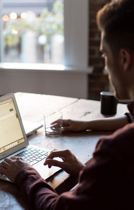 online sales test